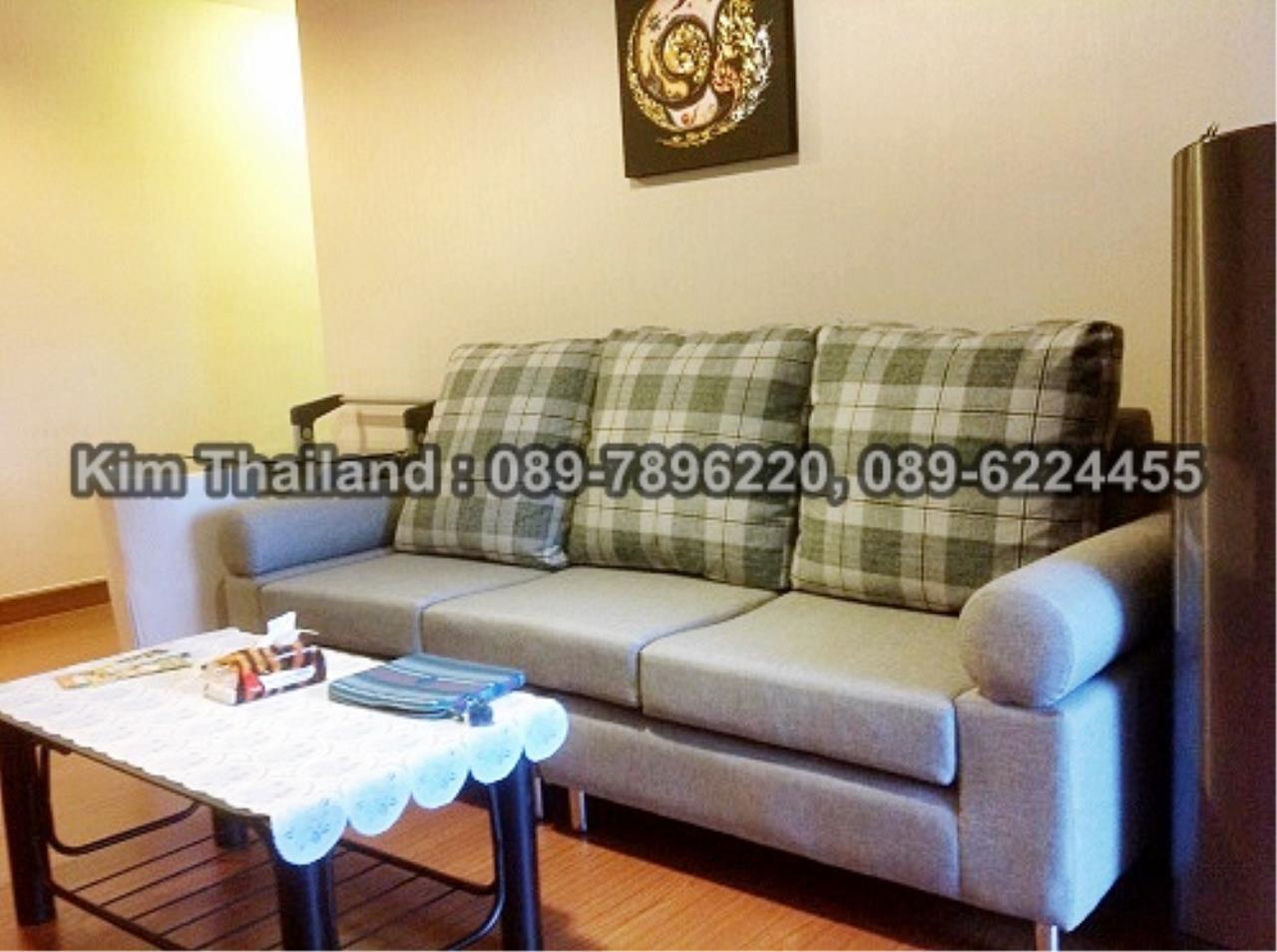 BKKcondorental Agency's For rent, Condo Belle Grand Rama 9.  Building C2, 1Xth floor, Area 48 sq.m.  1