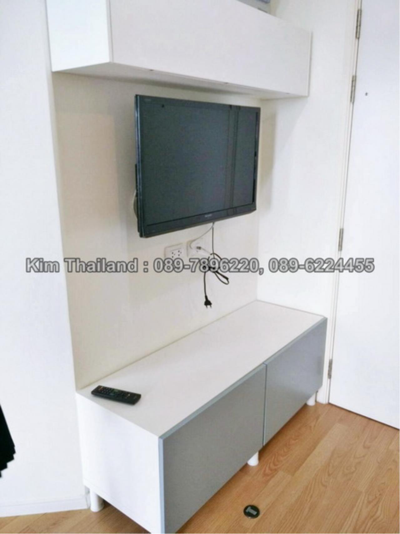 BKKcondorental Agency's For rent,Condo Lumpini Ville Prachachuen-Phongphet 2. Building B,  Area 26 sq.m.  2