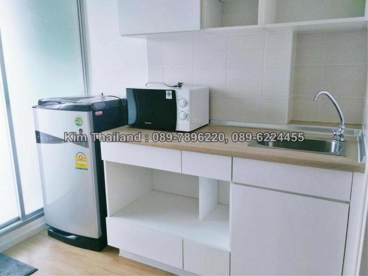 BKKcondorental Agency's For rent,Condo Lumpini Ville Prachachuen-Phongphet 2. Building B,  Area 26 sq.m.  3