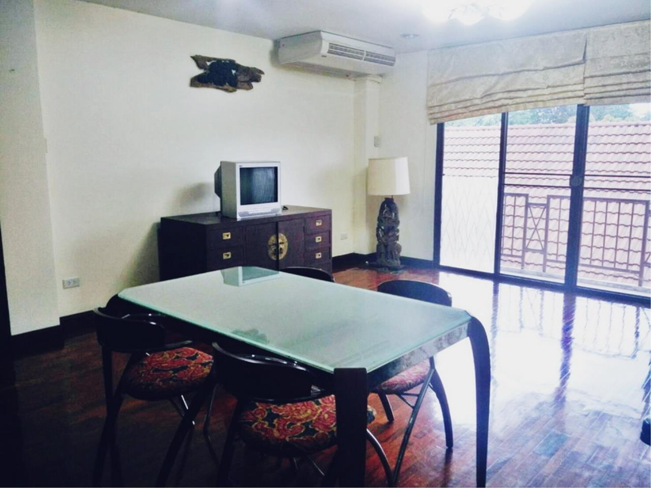 BKKcondorental Agency's For rent, Apartment 999 Residence.  Area 80 sq.m.  2