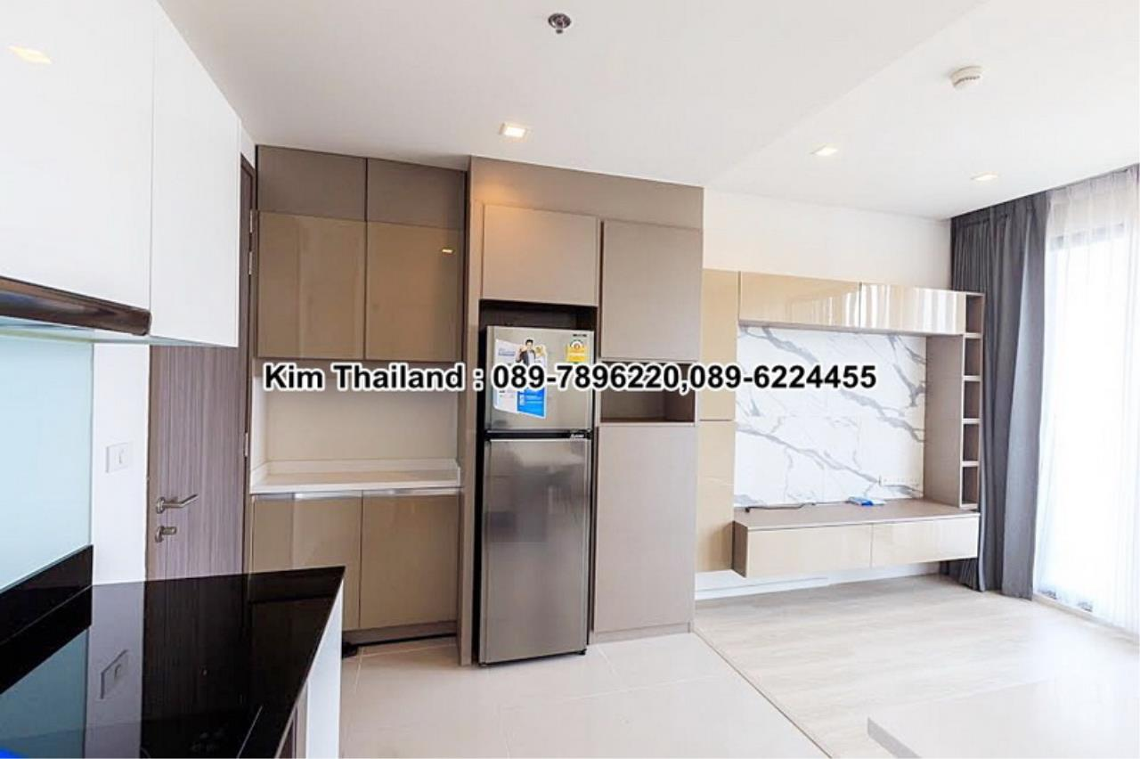 BKKcondorental Agency's For rent, Condo Quinn Ratchada 17., Area 45 sq.m. 1 bedroom. Rental 28000 THB per month. 10