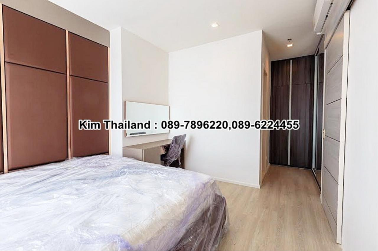 BKKcondorental Agency's For rent, Condo Quinn Ratchada 17., Area 45 sq.m. 1 bedroom. Rental 28000 THB per month. 11