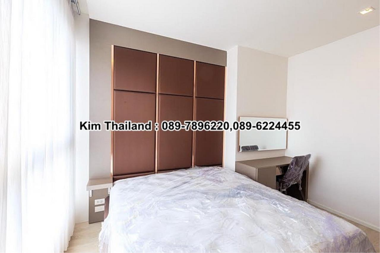 BKKcondorental Agency's For rent, Condo Quinn Ratchada 17., Area 45 sq.m. 1 bedroom. Rental 28000 THB per month. 12