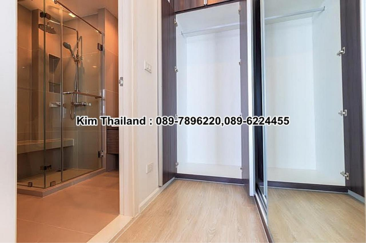 BKKcondorental Agency's For rent, Condo Quinn Ratchada 17., Area 45 sq.m. 1 bedroom. Rental 28000 THB per month. 13