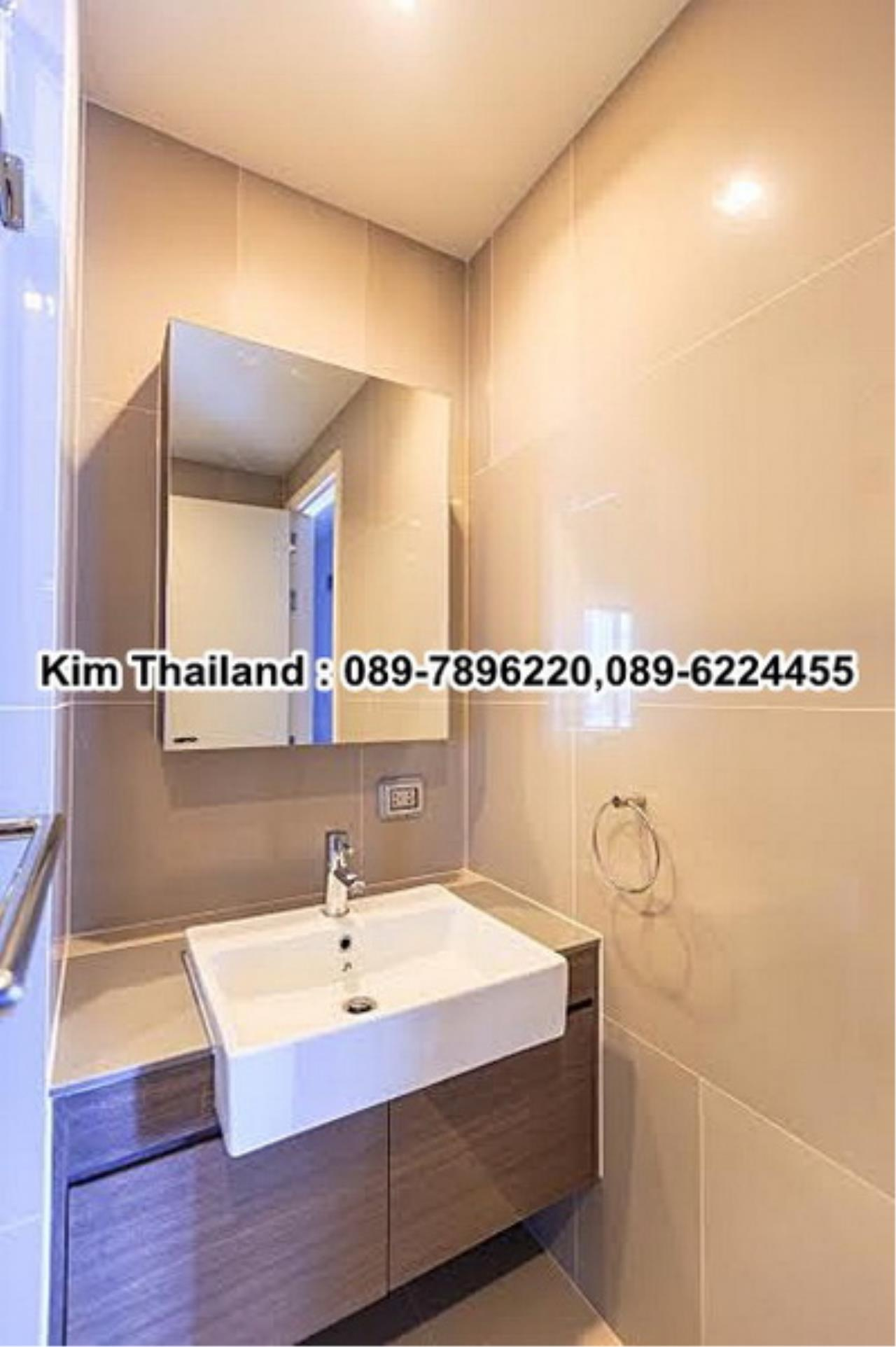 BKKcondorental Agency's For rent, Condo Quinn Ratchada 17., Area 45 sq.m. 1 bedroom. Rental 28000 THB per month. 14