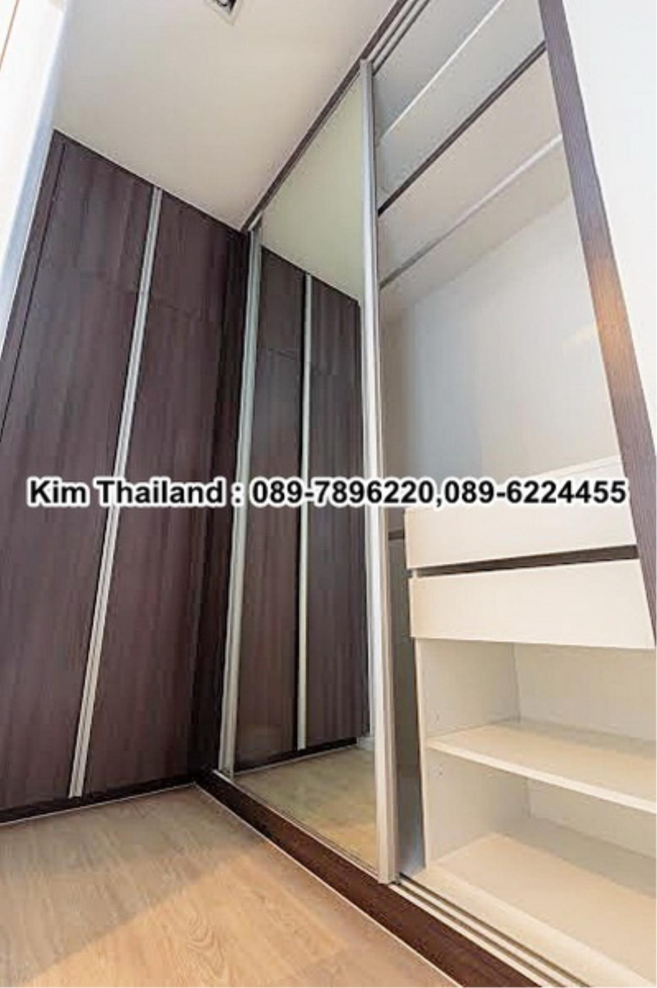 BKKcondorental Agency's For rent, Condo Quinn Ratchada 17., Area 45 sq.m. 1 bedroom. Rental 28000 THB per month. 15