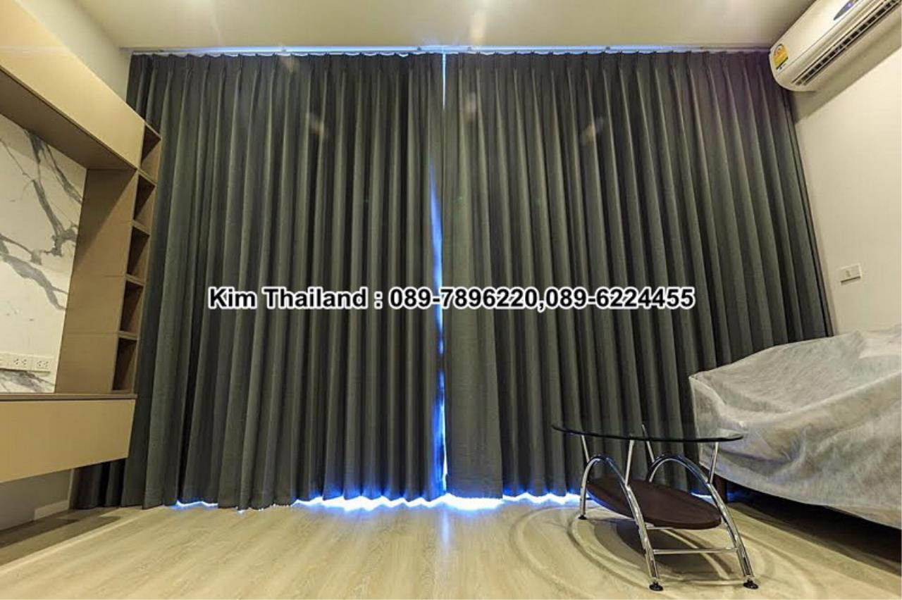 BKKcondorental Agency's For rent, Condo Quinn Ratchada 17., Area 45 sq.m. 1 bedroom. Rental 28000 THB per month. 7