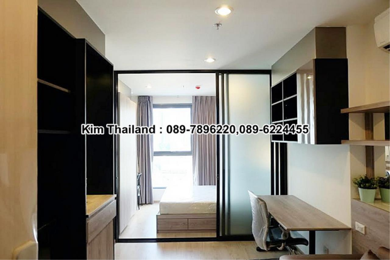 BKKcondorental Agency's Condo for rent,Condo Ideo Q Samyan. Area 29 sqm. 1 bedroom.  Rent 23,000 baht /month. 12