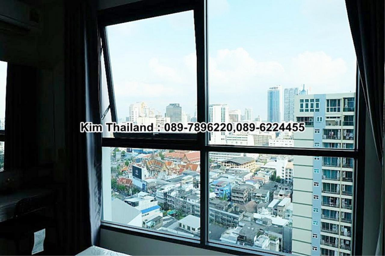 BKKcondorental Agency's Condo for rent,Condo Ideo Q Samyan. Area 29 sqm. 1 bedroom.  Rent 23,000 baht /month. 16