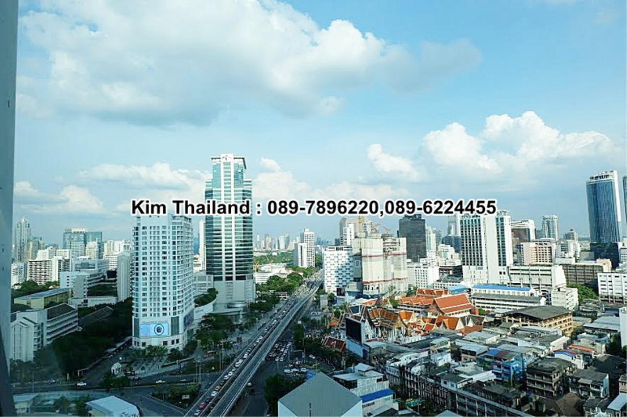 BKKcondorental Agency's Condo for rent,Condo Ideo Q Samyan. Area 29 sqm. 1 bedroom.  Rent 23,000 baht /month. 17