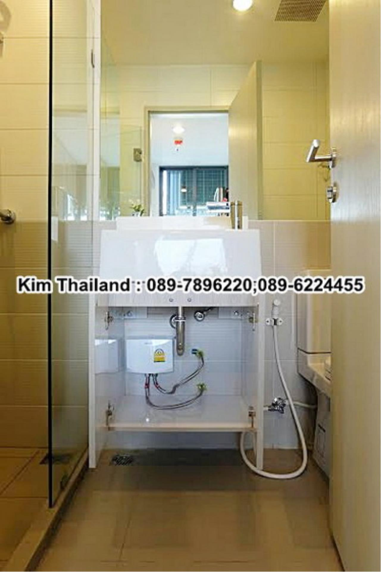 BKKcondorental Agency's Condo for rent,Condo Ideo Q Samyan. Area 29 sqm. 1 bedroom.  Rent 23,000 baht /month. 3