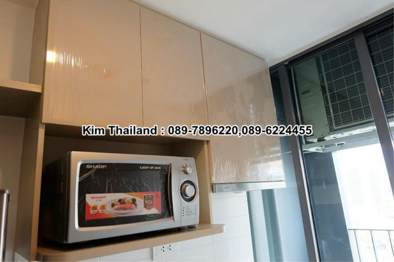 BKKcondorental Agency's Condo for rent,Condo Ideo Q Samyan. Area 29 sqm. 1 bedroom.  Rent 23,000 baht /month. 5