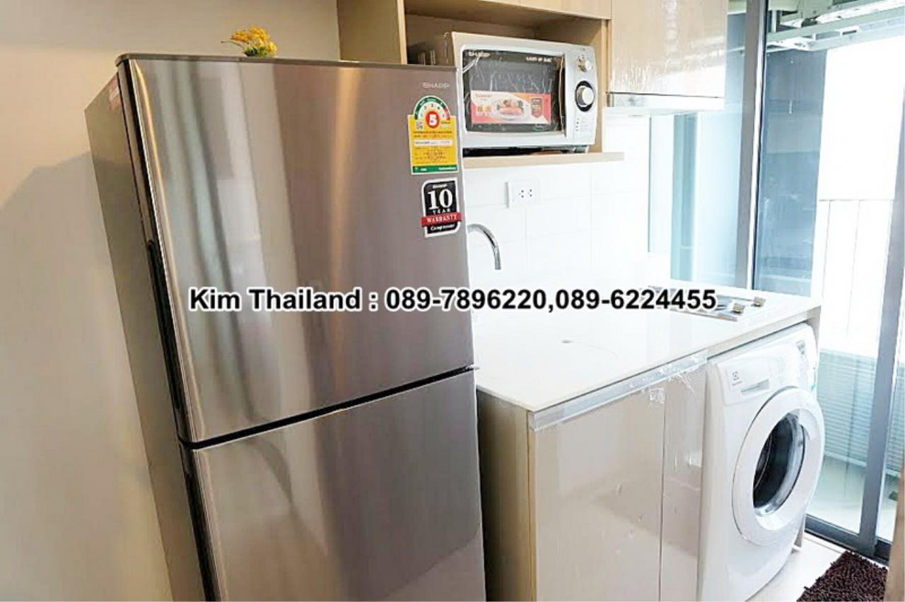 BKKcondorental Agency's Condo for rent,Condo Ideo Q Samyan. Area 29 sqm. 1 bedroom.  Rent 23,000 baht /month. 7