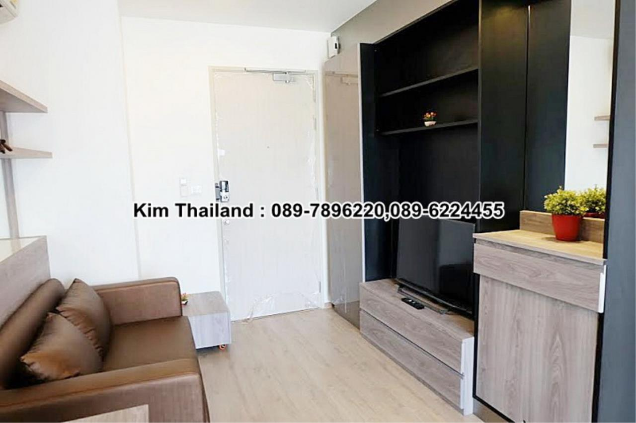 BKKcondorental Agency's Condo for rent,Condo Ideo Q Samyan. Area 29 sqm. 1 bedroom.  Rent 23,000 baht /month. 8