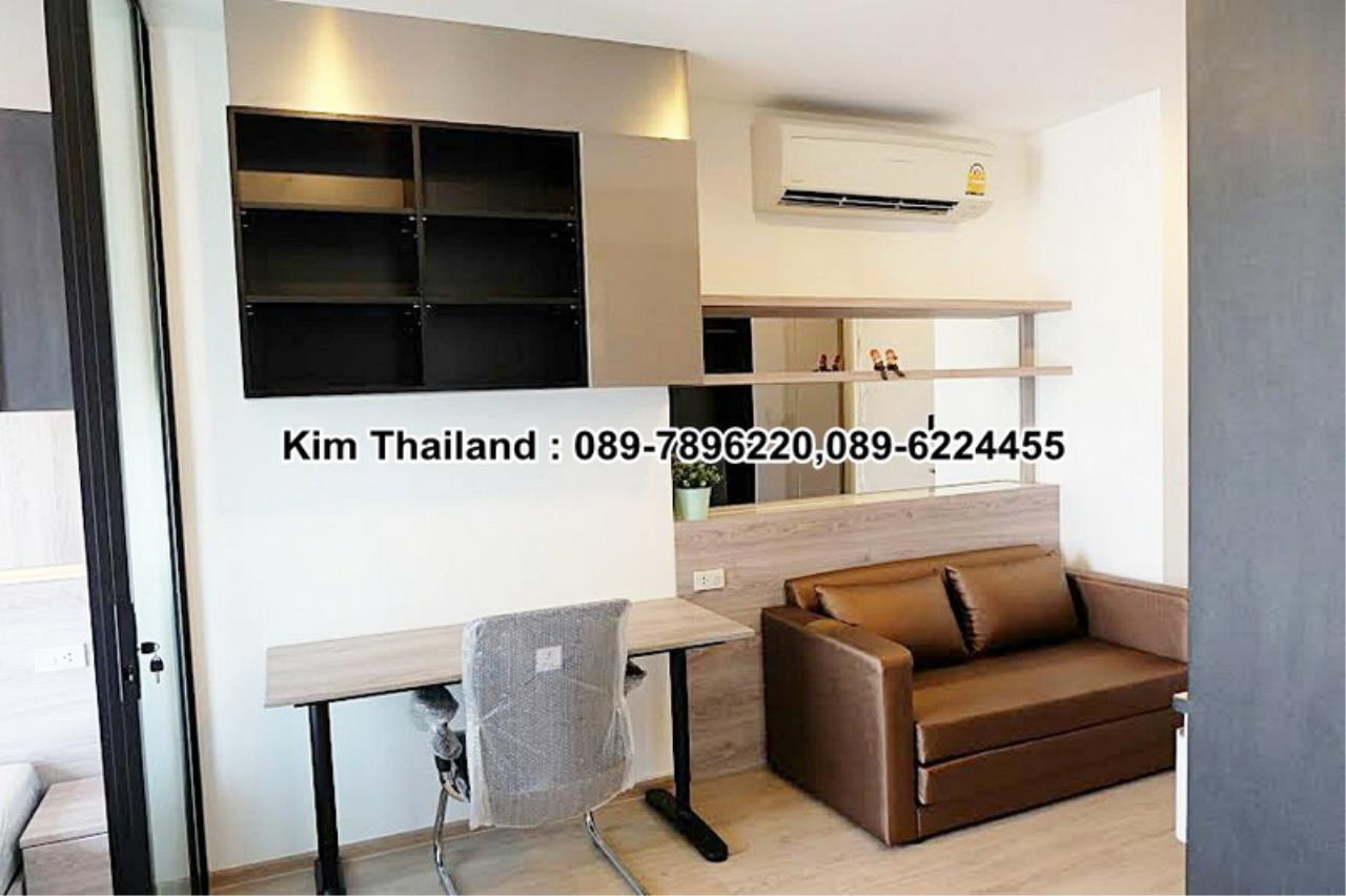 BKKcondorental Agency's Condo for rent,Condo Ideo Q Samyan. Area 29 sqm. 1 bedroom.  Rent 23,000 baht /month. 9