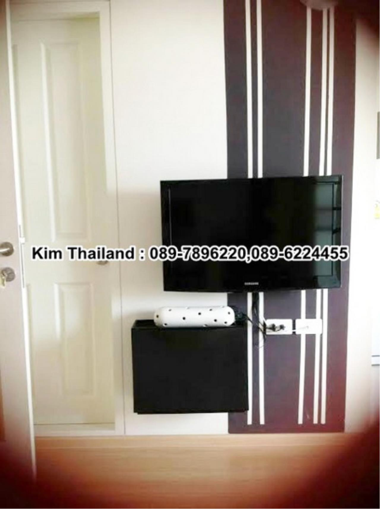 BKKcondorental Agency's For rent, Condo U Delight @ Bang Sue Station., Area 27 sq.m. 1 bedroom.Rental price 8000 THB per month. 2