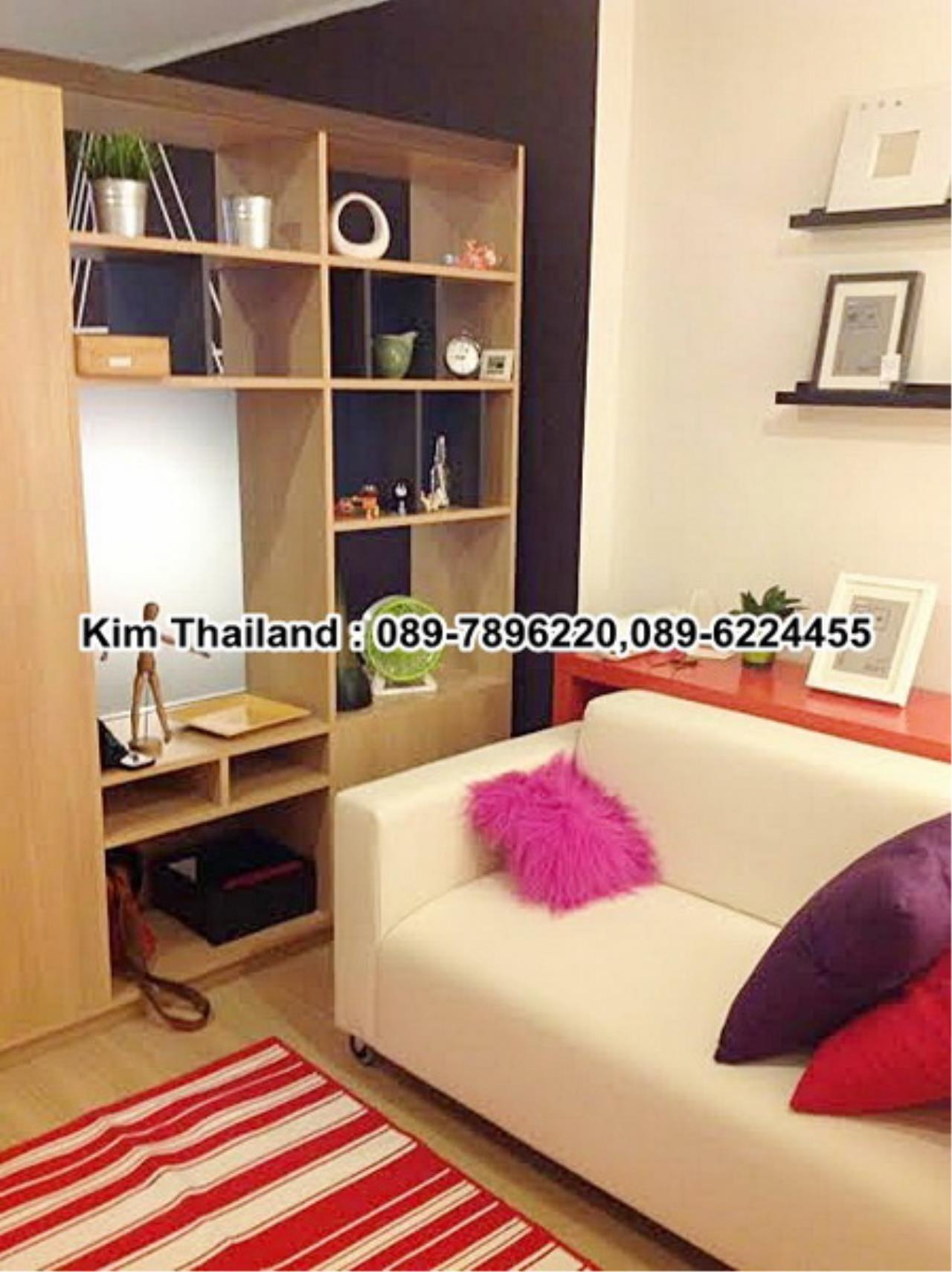 BKKcondorental Agency's For rent, Condo U Delight @ Bang Sue Station., Area 27 sq.m. 1 bedroom.Rental price 8000 THB per month. 6