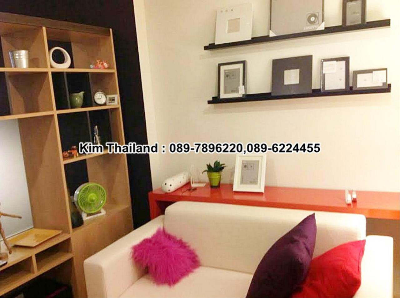 BKKcondorental Agency's For rent, Condo U Delight @ Bang Sue Station., Area 27 sq.m. 1 bedroom.Rental price 8000 THB per month. 7