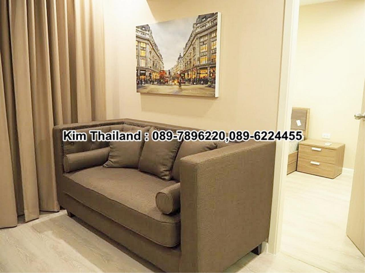 BKKcondorental Agency's For rent, Condo Metroluxe Rama 4., Area 28 sq.m. 1 bedroom. Rental 15,000 THB per month. 3