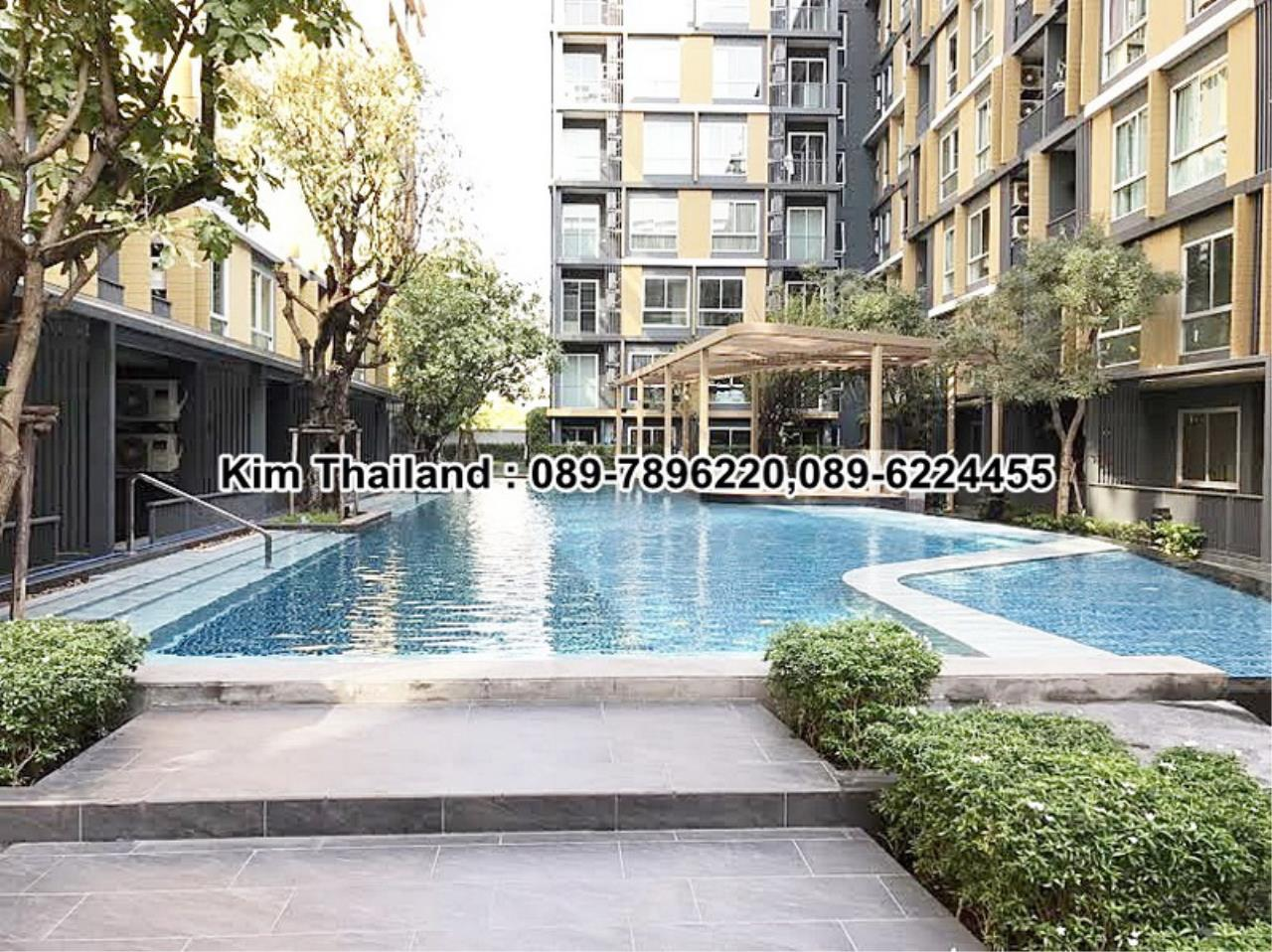 BKKcondorental Agency's For rent, Condo Metroluxe Rama 4., Area 28 sq.m. 1 bedroom. Rental 15,000 THB per month. 9