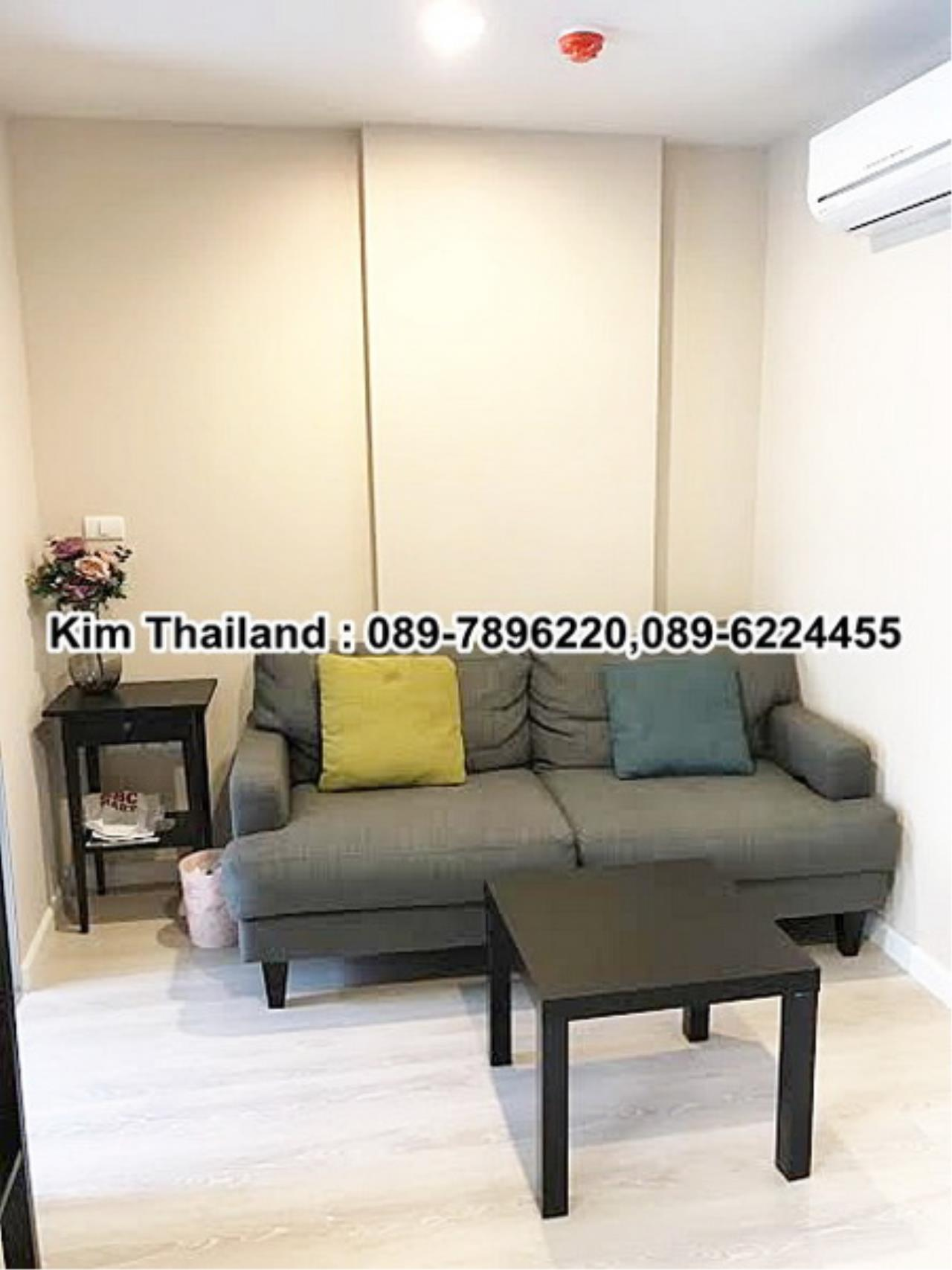 BKKcondorental Agency's For rent, Condo Metroluxe Rama 4., Area 28 sq.m. 1 bedroom. Rental 15,000 THB per month. 1