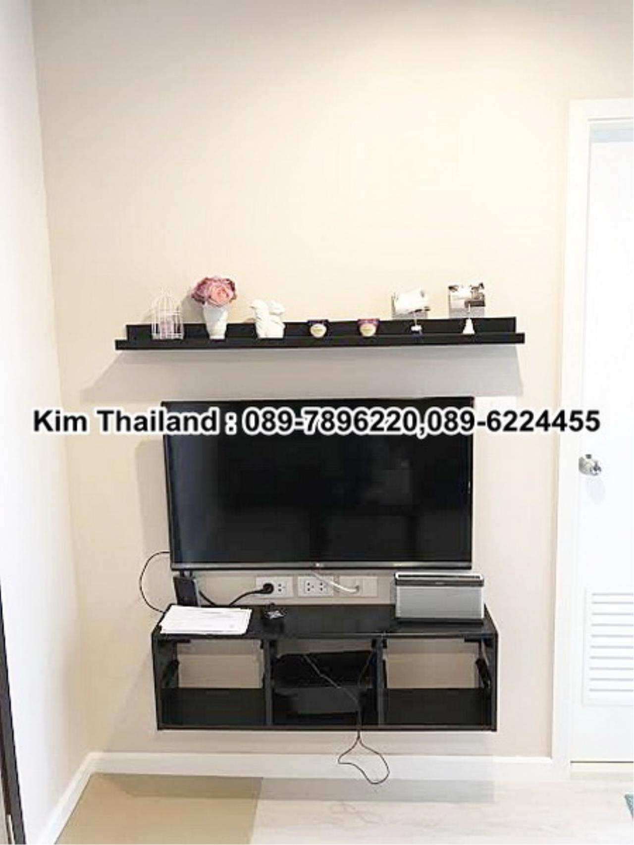 BKKcondorental Agency's For rent, Condo Metroluxe Rama 4., Area 28 sq.m. 1 bedroom. Rental 15,000 THB per month. 2