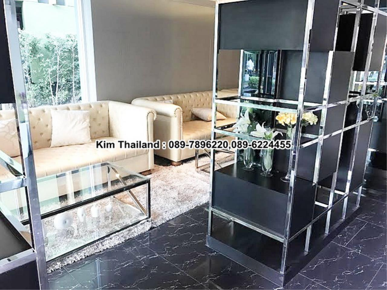 BKKcondorental Agency's For rent, Condo Metroluxe Rama 4., Area 28 sq.m. 1 bedroom. Rental 15,000 THB per month. 8