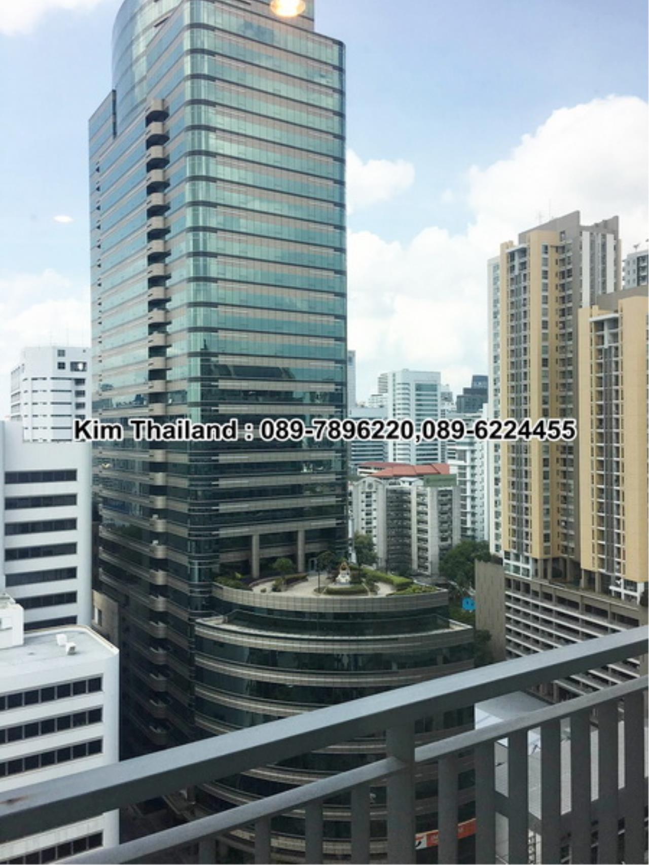 BKKcondorental Agency's For rent, Condo The Parkland Grand Asoke-Petchaburi., Area 35 sq.m. 1 bedroom. Rental 16,500 THB per month. 1