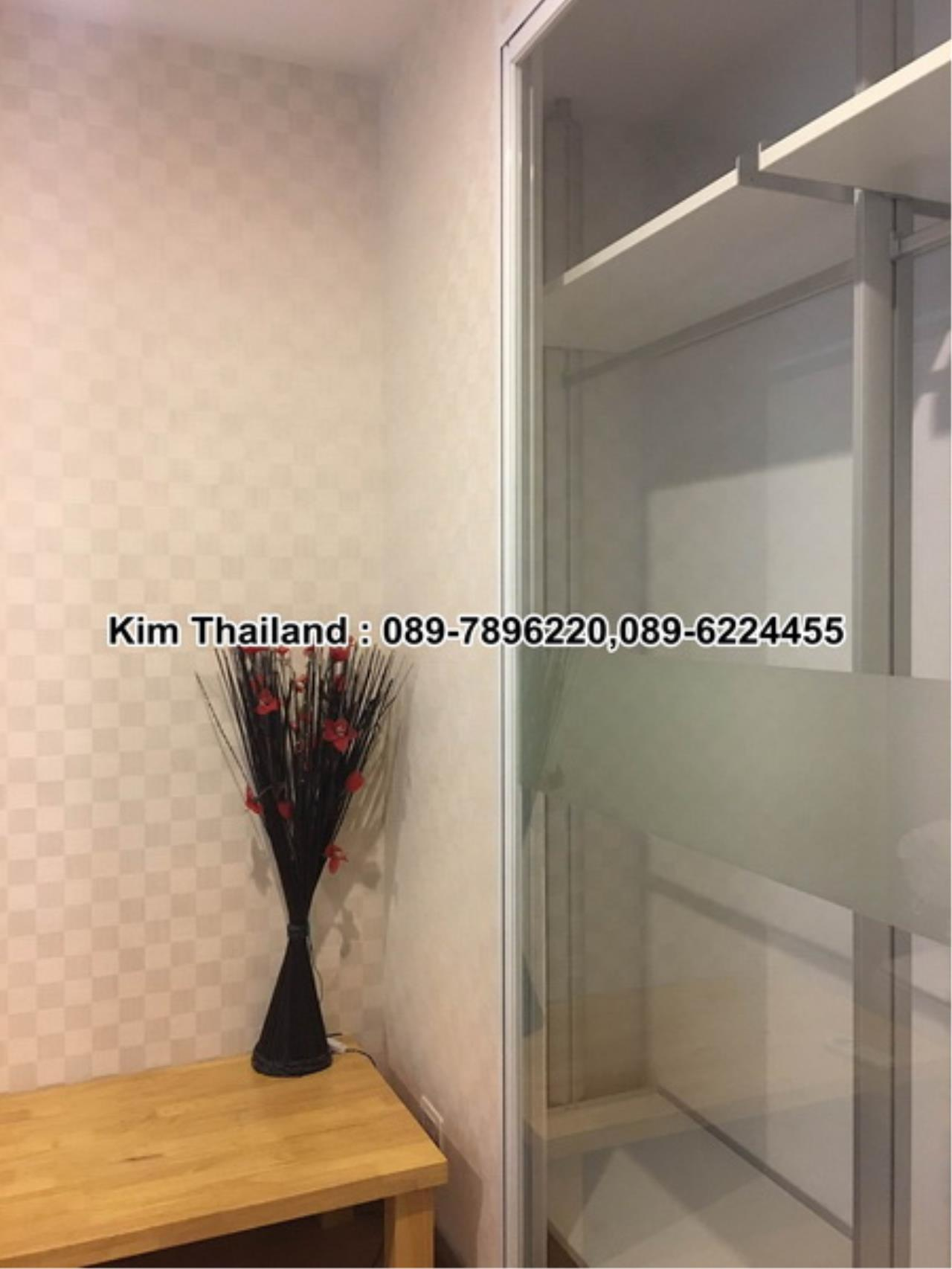 BKKcondorental Agency's For rent, Condo The Parkland Grand Asoke-Petchaburi., Area 35 sq.m. 1 bedroom. Rental 16,500 THB per month. 3