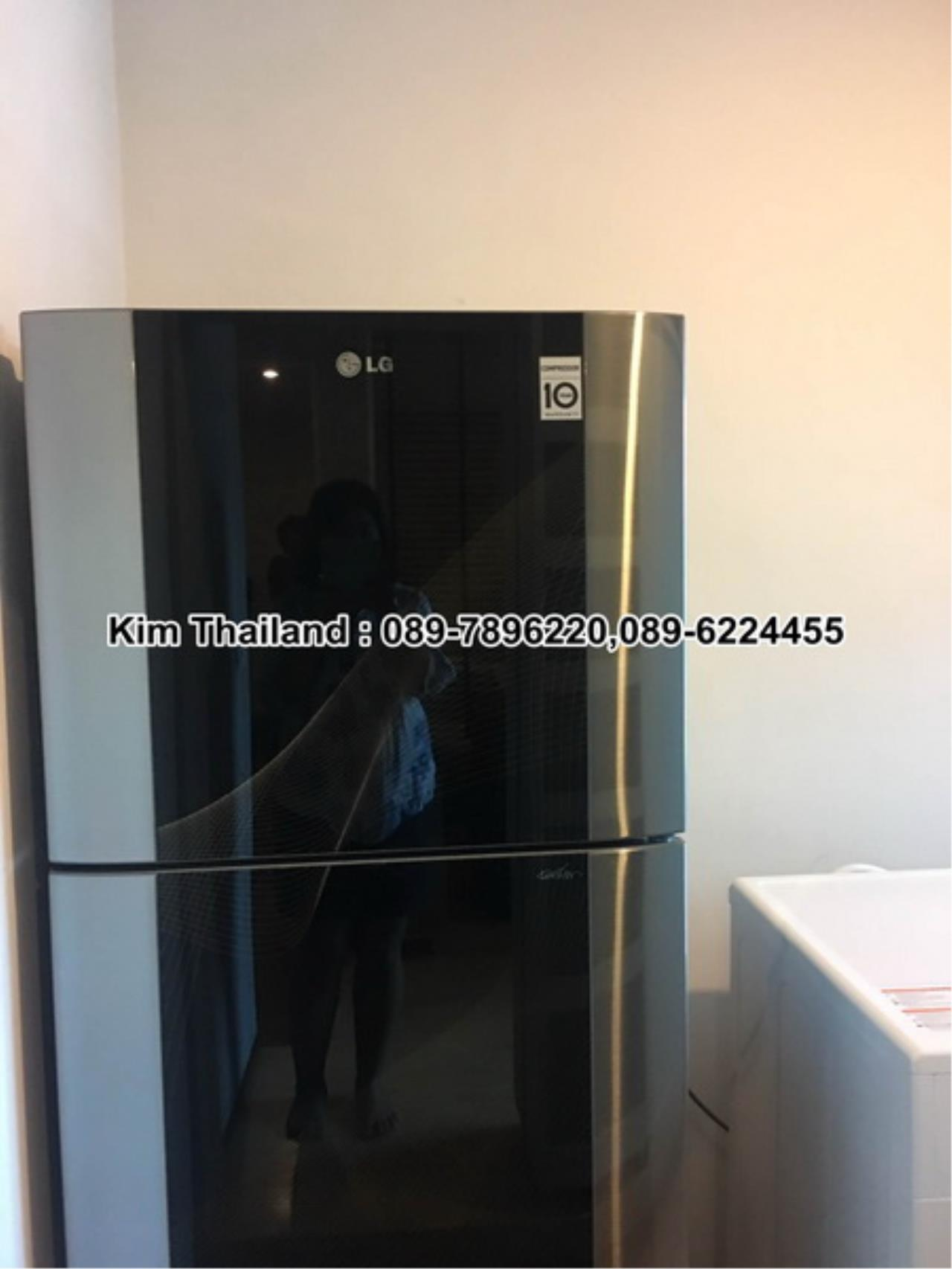BKKcondorental Agency's For rent, Condo The Parkland Grand Asoke-Petchaburi., Area 35 sq.m. 1 bedroom. Rental 16,500 THB per month. 4