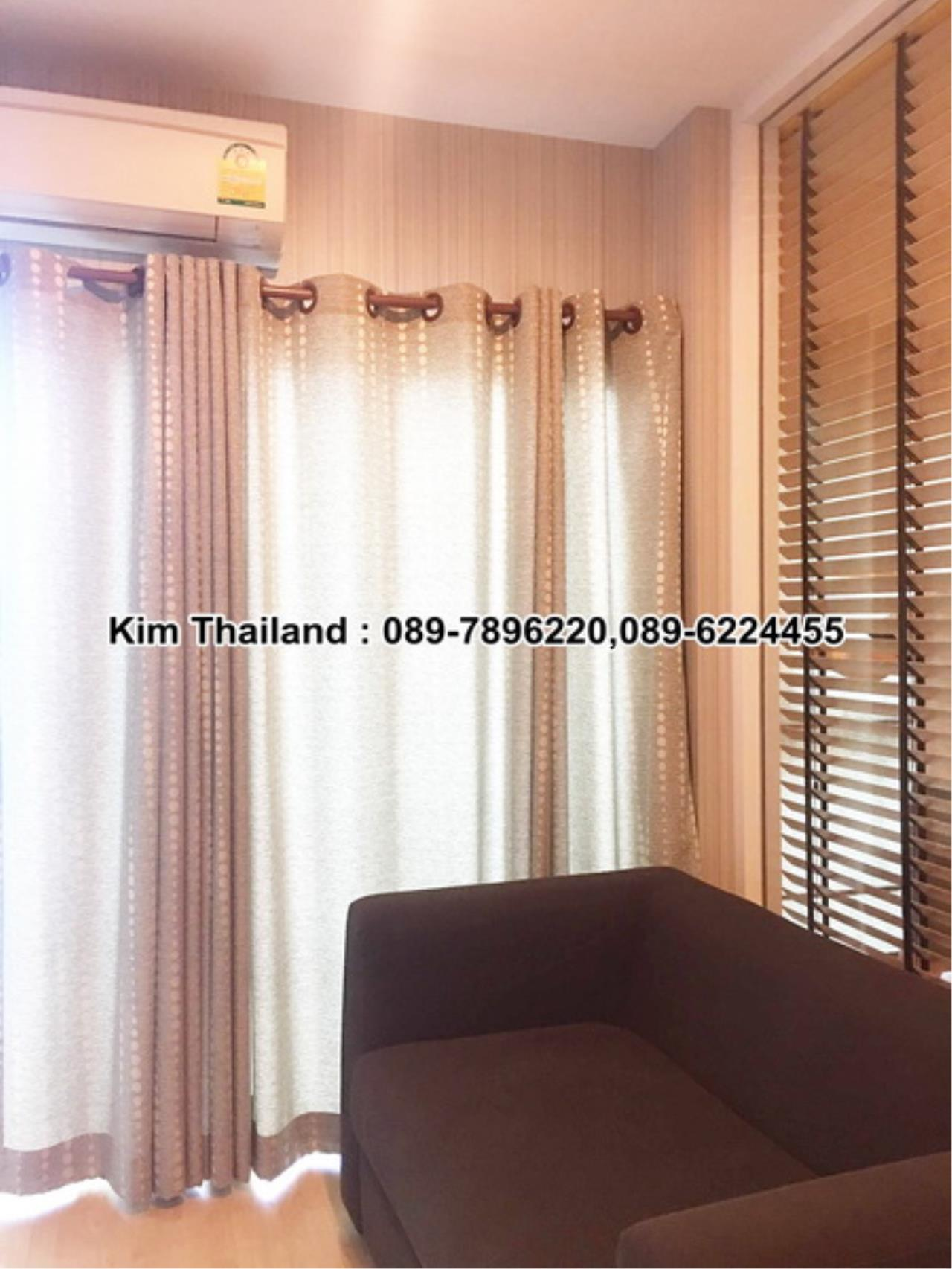 BKKcondorental Agency's For rent, Condo The Parkland Grand Asoke-Petchaburi., Area 35 sq.m. 1 bedroom. Rental 16,500 THB per month. 5