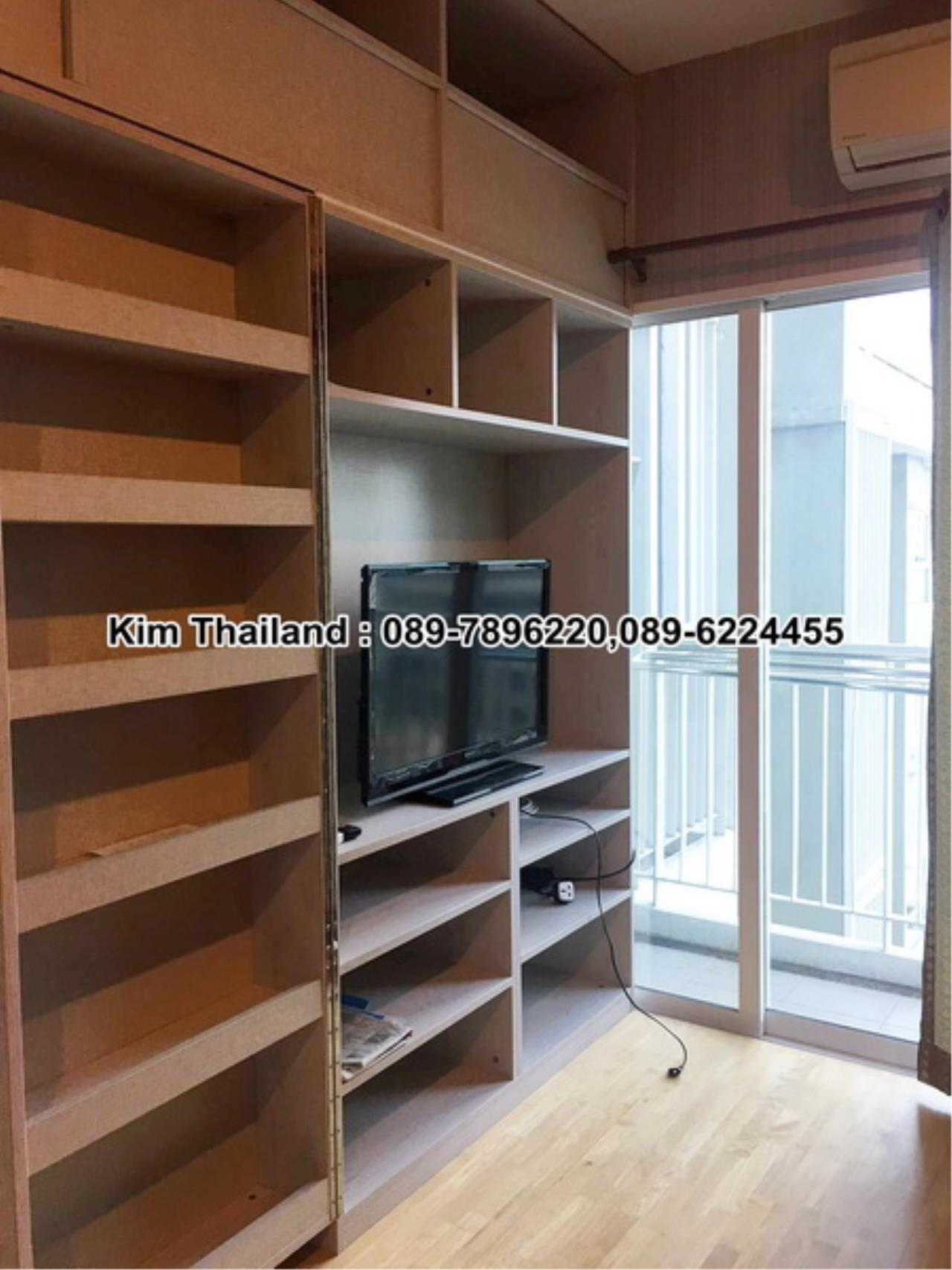 BKKcondorental Agency's For rent, Condo The Parkland Grand Asoke-Petchaburi., Area 35 sq.m. 1 bedroom. Rental 16,500 THB per month. 6