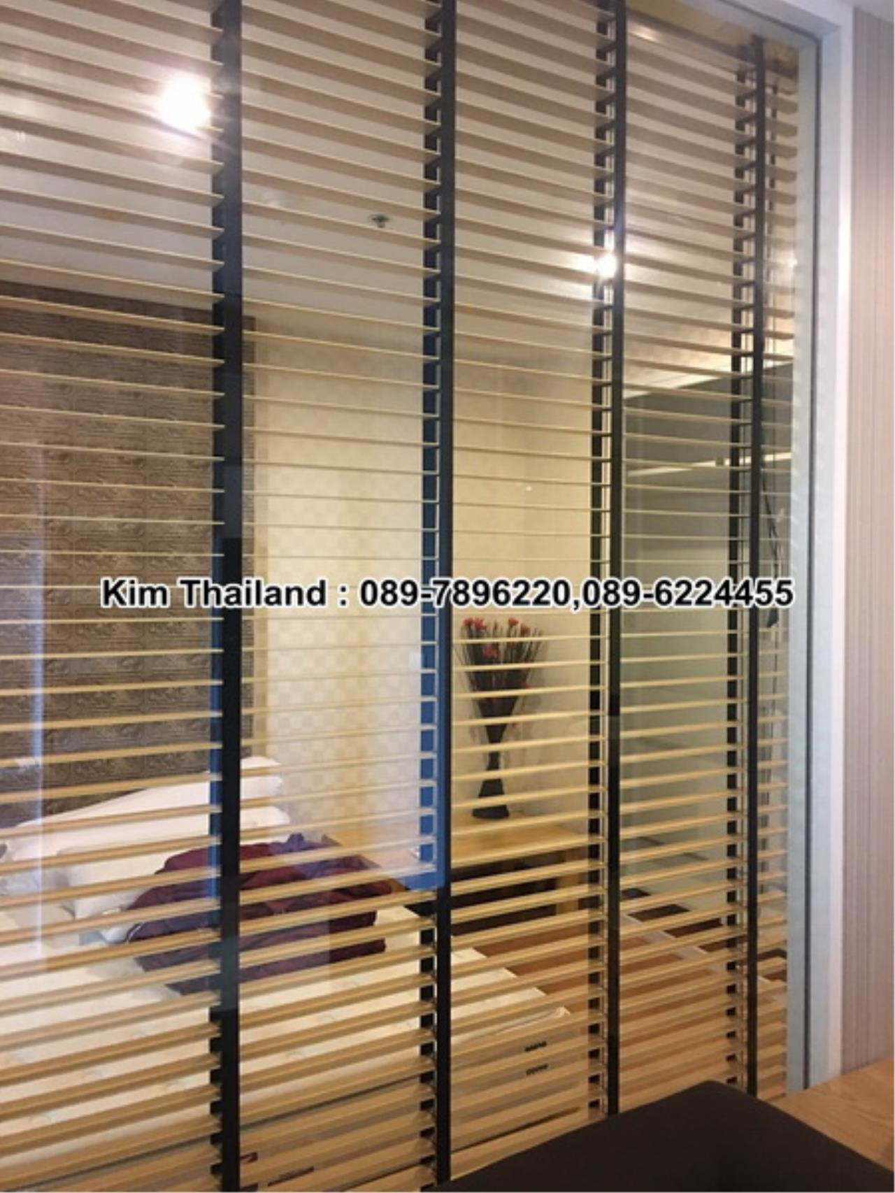 BKKcondorental Agency's For rent, Condo The Parkland Grand Asoke-Petchaburi., Area 35 sq.m. 1 bedroom. Rental 16,500 THB per month. 8