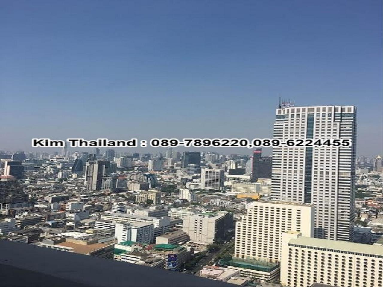BKKcondorental Agency's For sale,State Tower Condominium., 73 sqm., 1 bedroom. Price 6 million baht. 2