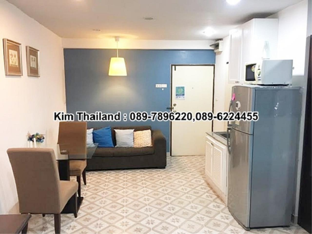 BKKcondorental Agency's For rent, Condo Saranjai Mansion. Area 35 sq.m. Studio. Rent 16,000baht/month 6