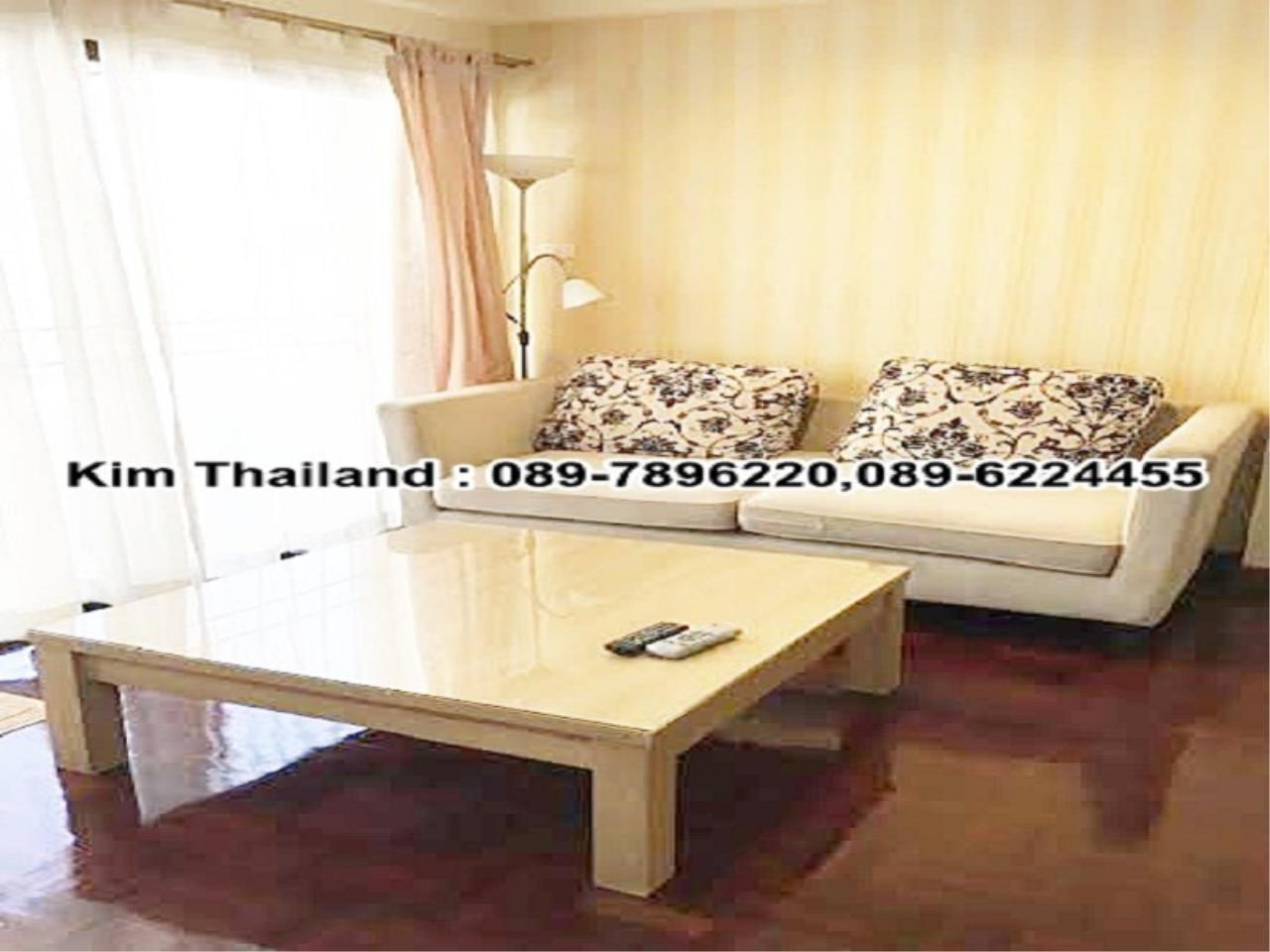 BKKcondorental Agency's For rent, Condo Saranjai Mansion. Area 63 sq.m. 1 bedroom. Rent 20,000baht/month 1