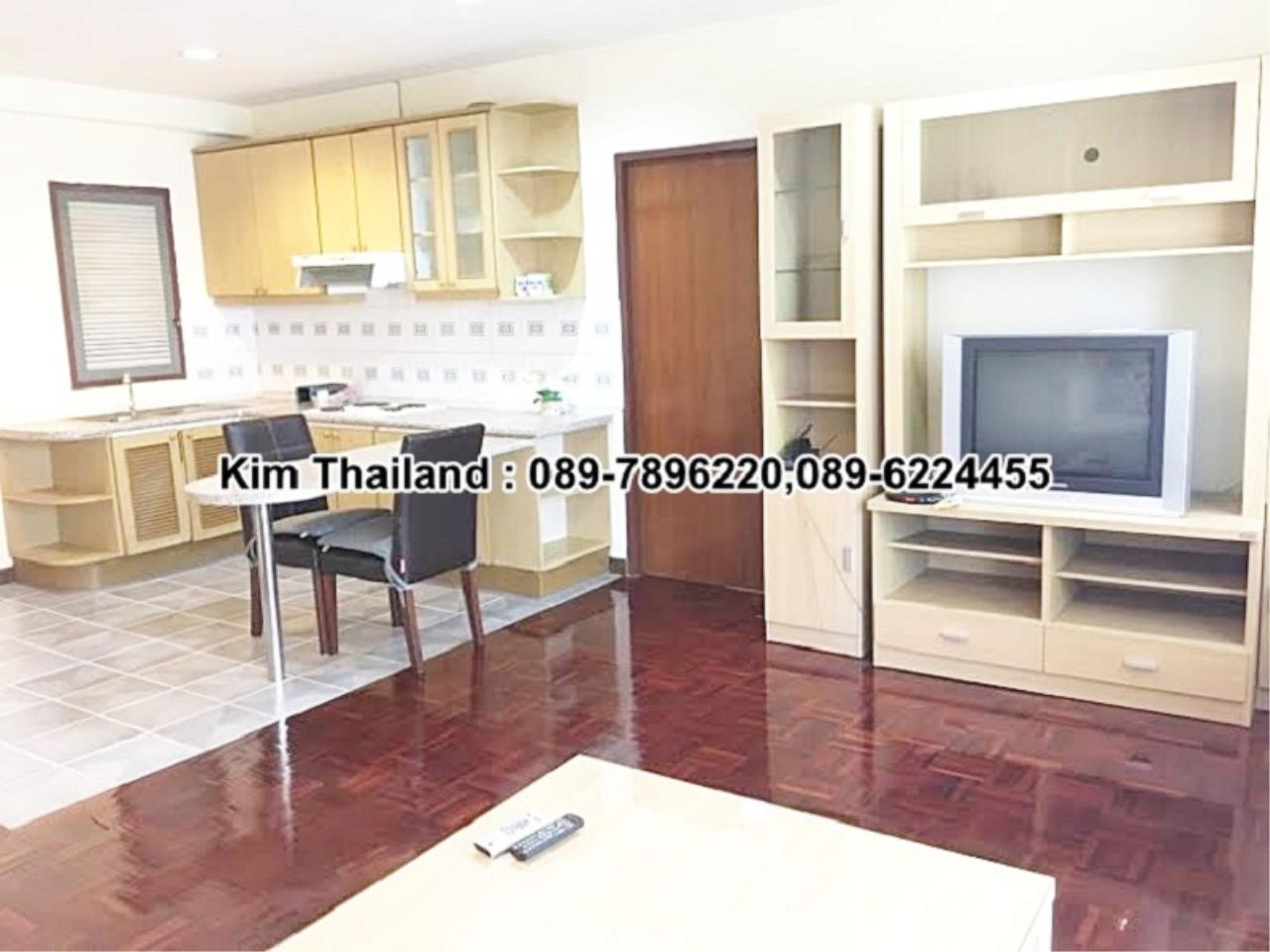 BKKcondorental Agency's For rent, Condo Saranjai Mansion. Area 63 sq.m. 1 bedroom. Rent 20,000baht/month 7
