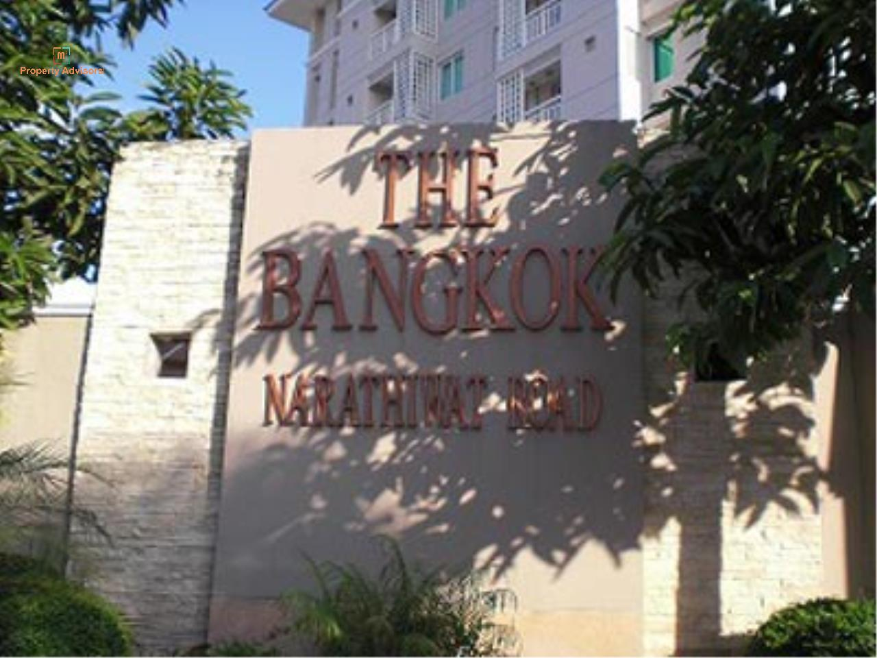 m2 Property Advisors Agency's The Bangkok Narathiwas Ratchanakarint 15
