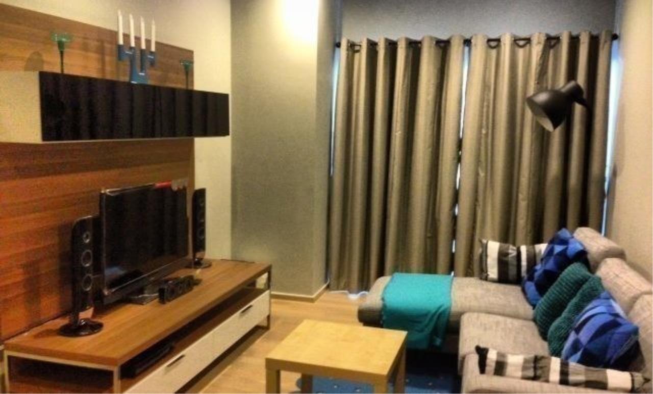 m2 Property Advisors Agency's Noble Refine 1 Bedroom Condo For Rent 1