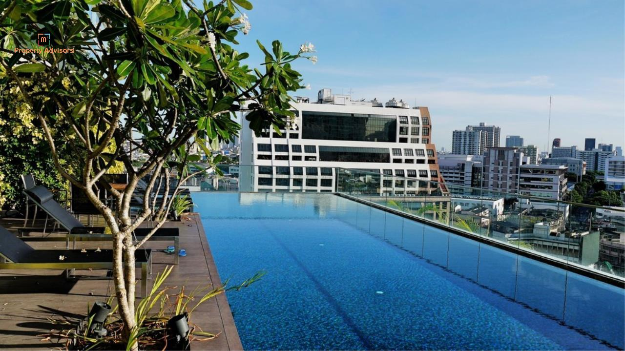m2 Property Advisors Agency's Vertiq 2 Bedrooms Condo For Rent 2