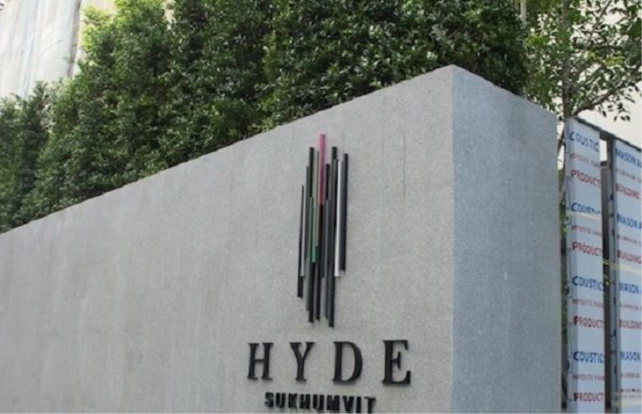 m2 Property Advisors Agency's Hyde Sukhumvit 13  4