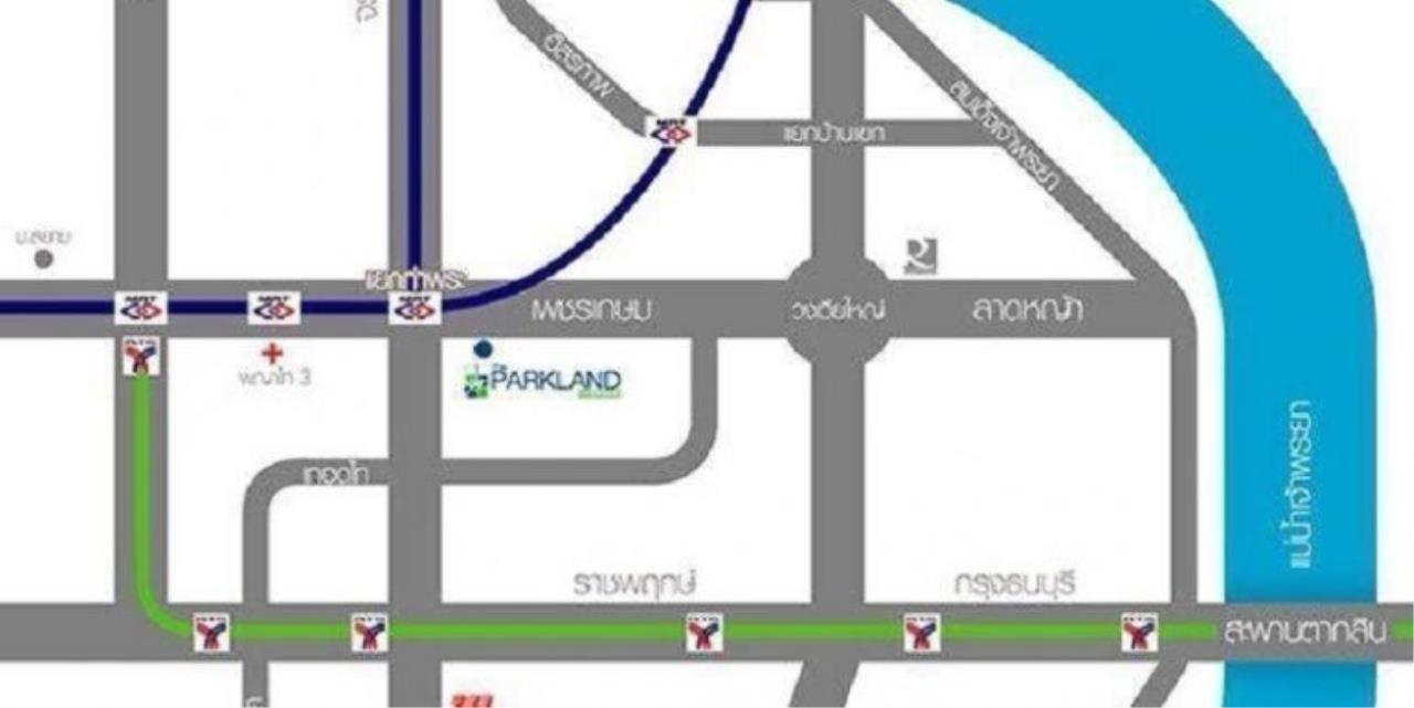 m2 Property Advisors Agency's The Parkland Taksin-Thapra  8