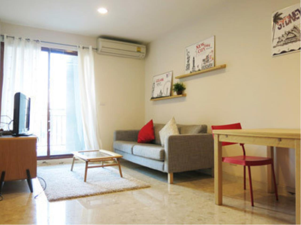 m2 Property Advisors Agency's The Crest Ruamrudee soi2  2