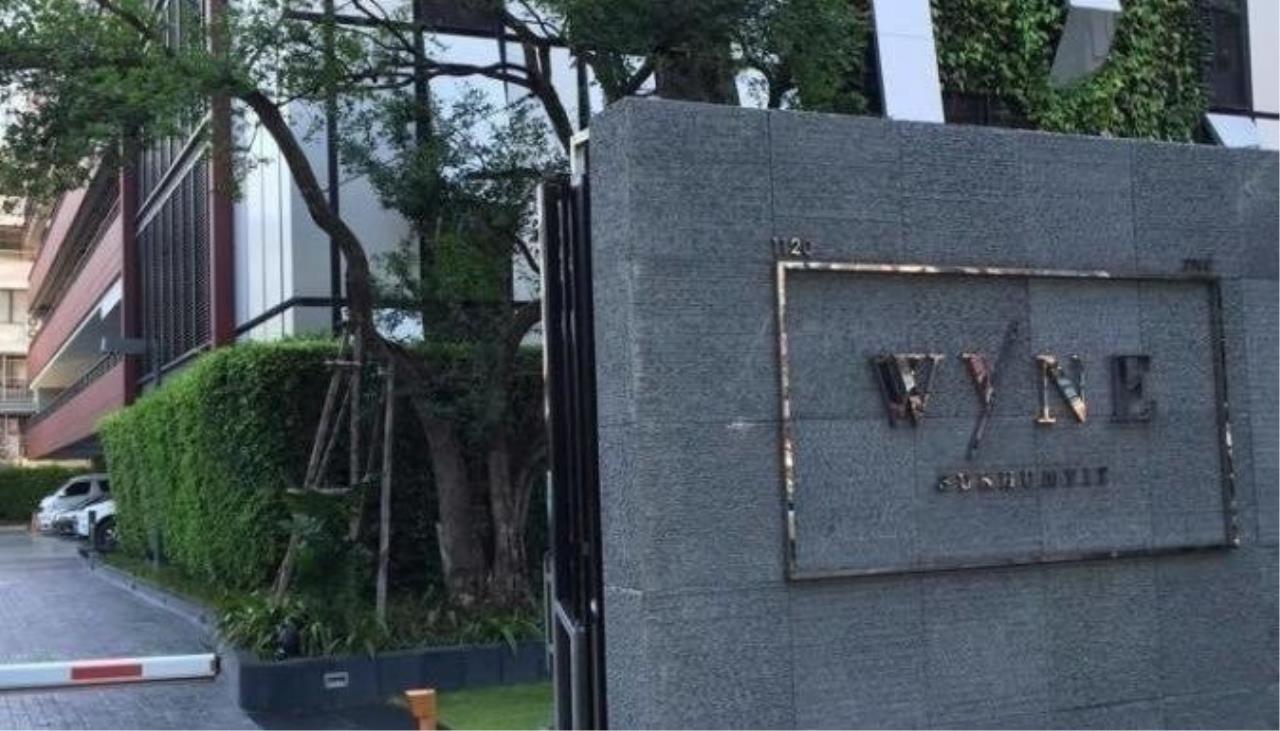 m2 Property Advisors Agency's Wyne Sukhumvit 1 Bedroom Condo For Sale 7
