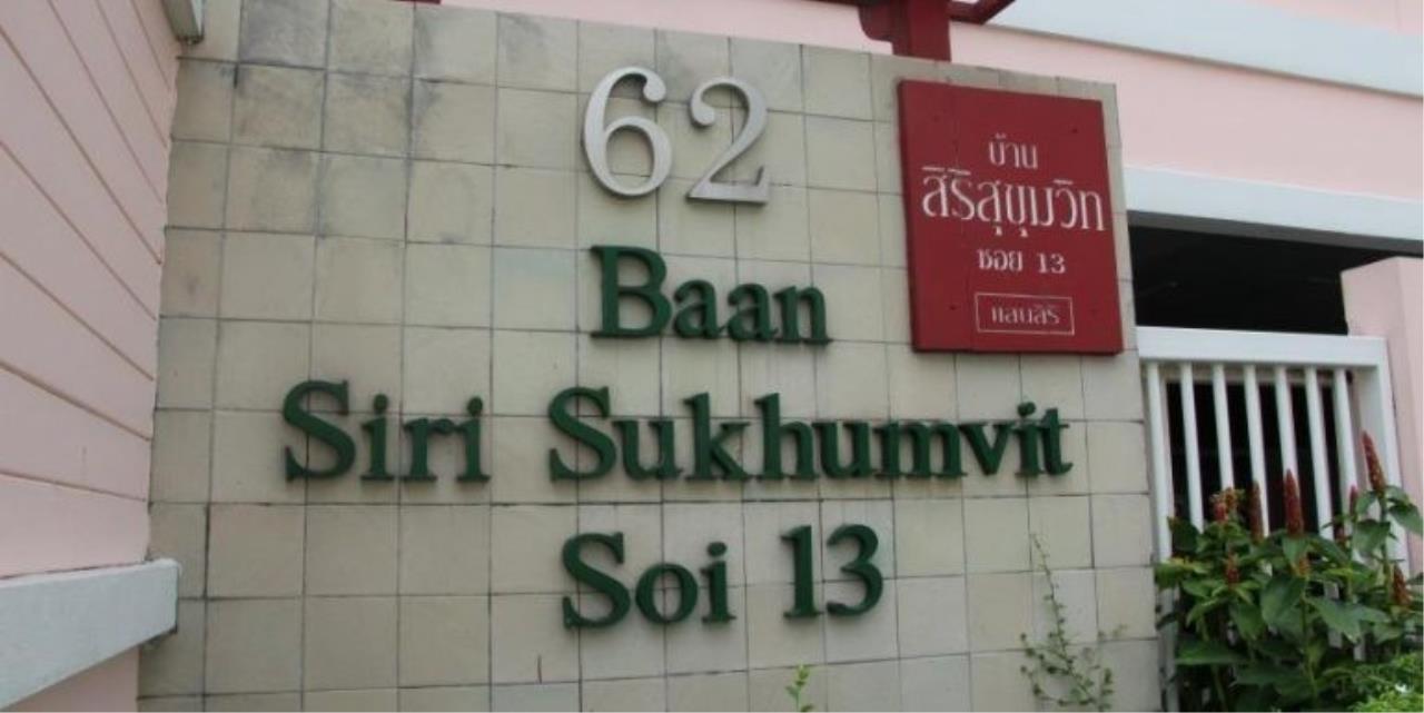m2 Property Advisors Agency's Baan Siri Sukhumvit 13 3 Bedrooms Condo For Sale 1