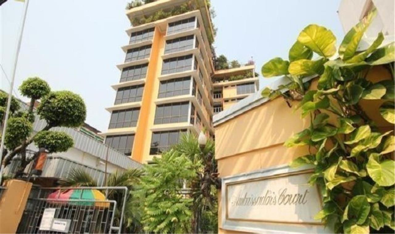 m2 Property Advisors Agency's Ammbassador Court - Ploen Chit 5
