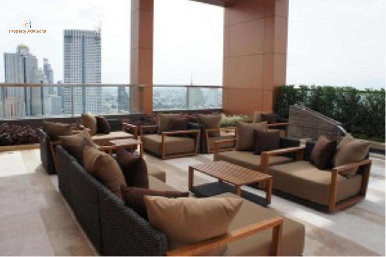 m2 Property Advisors Agency's The Address Sathorn 2 Bedrooms  16