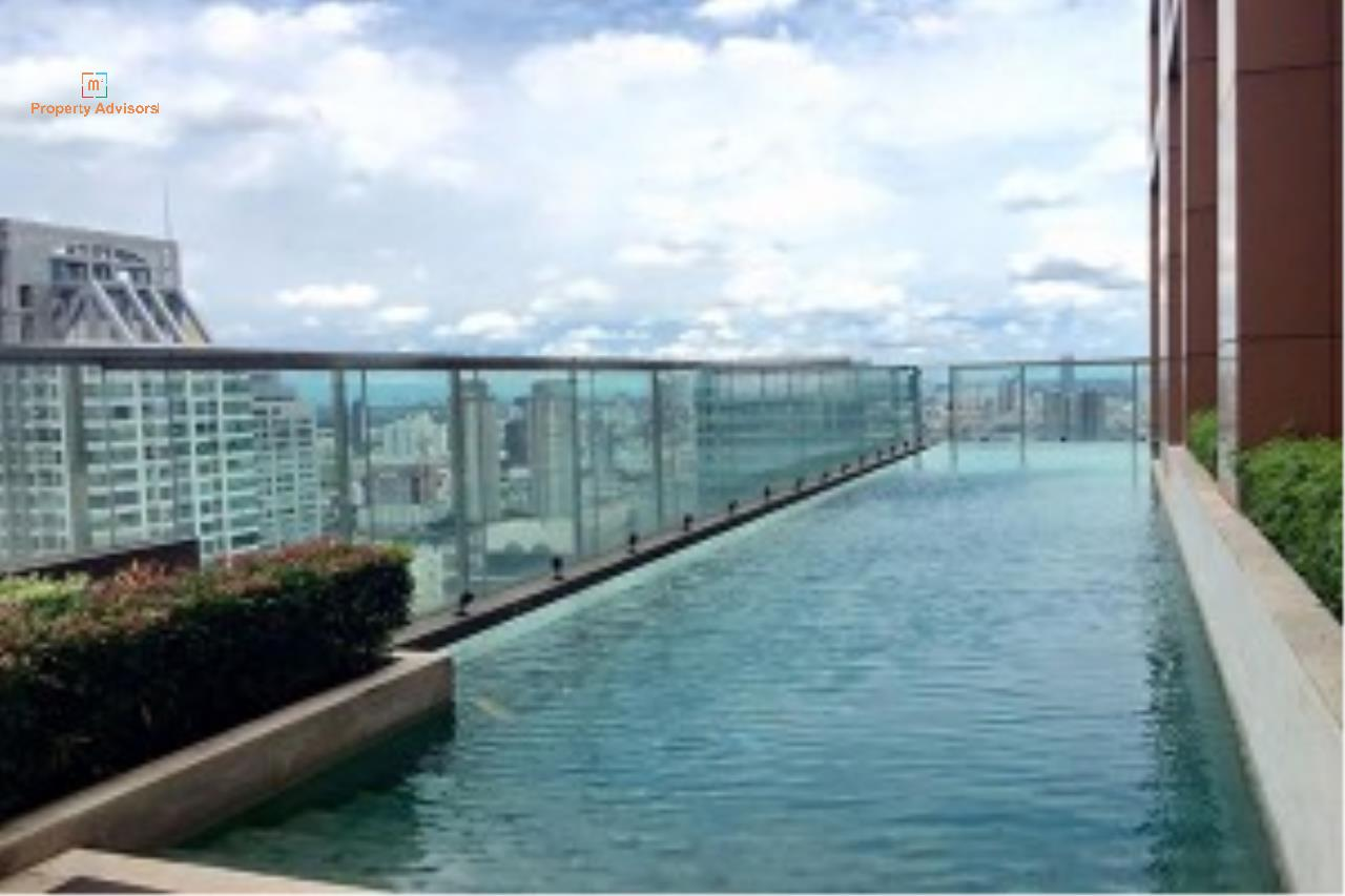 m2 Property Advisors Agency's The Address Sathorn 2 Bedrooms  15