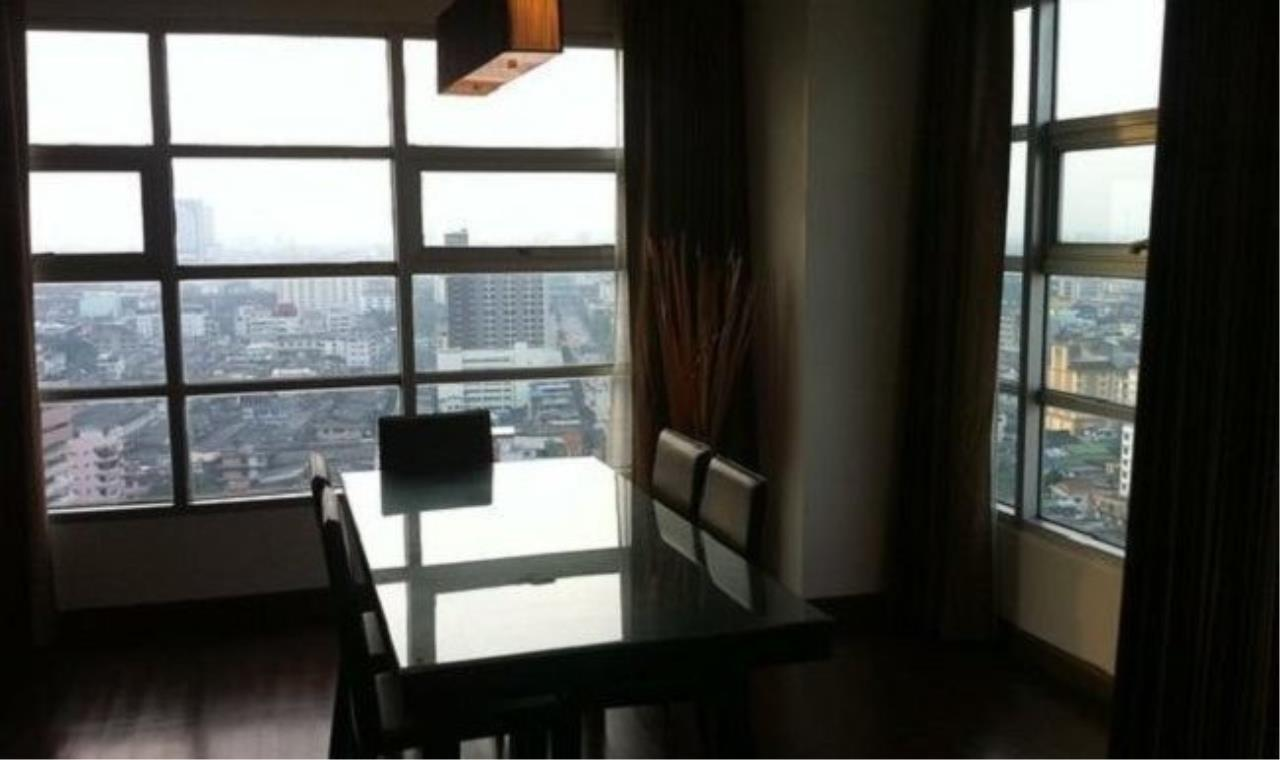 m2 Property Advisors Agency's Baan Klang Krung Siam-Pathumwan High floor city view 1