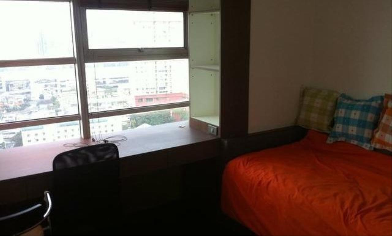 m2 Property Advisors Agency's Baan Klang Krung Siam-Pathumwan High floor city view 8